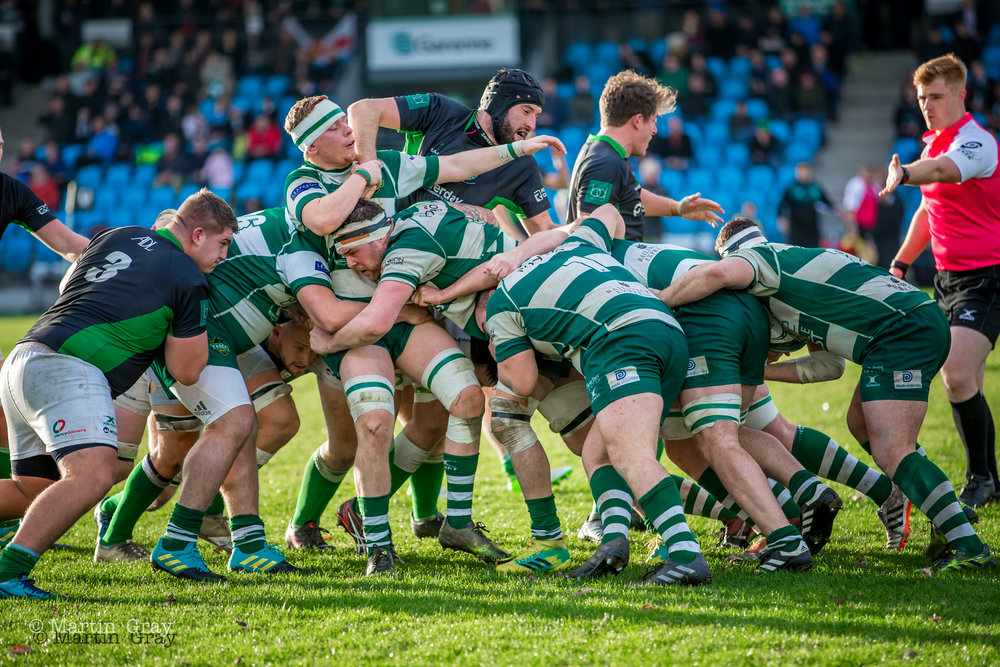 Guernsey Raiders v London Irish Wild Geese played at Footes Lane November 24th 2018… The Geese win 17-20…
