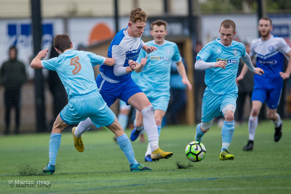 Rovers AC v Northerners AC in Stranger Cup action on 26th January 2019… Rovers win 3-2
