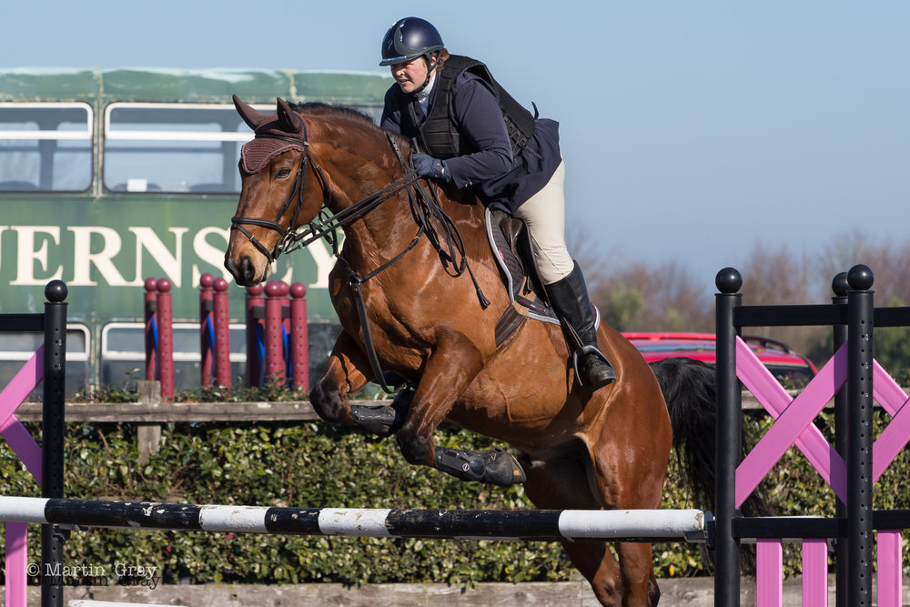 British ShowJumping Guernsey Winter Rally 2019… held at Chemin Le Roi