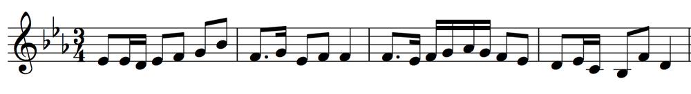 from Rimsky-Korsakov'sProcession of the Nobles