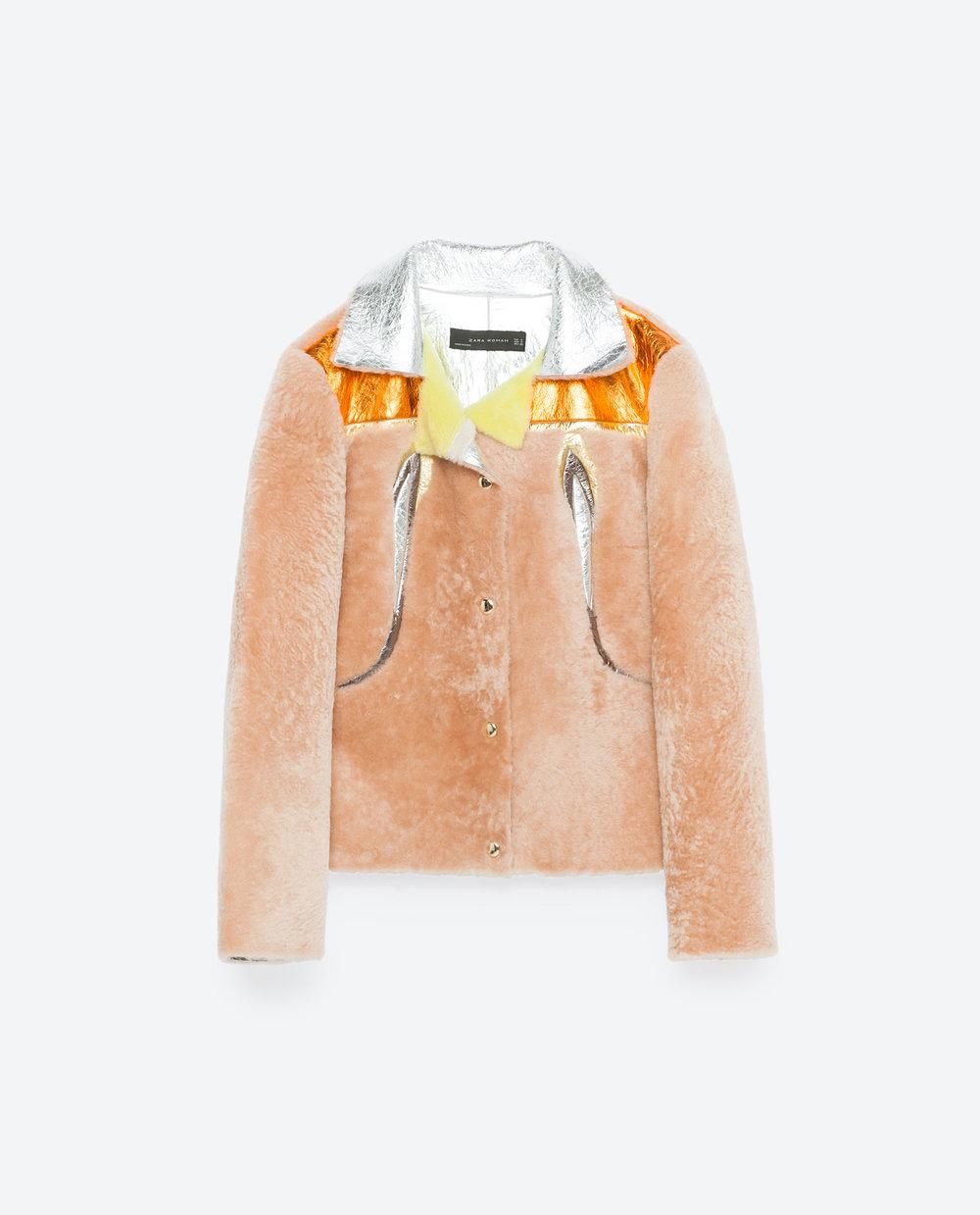 Veste Zara 199€