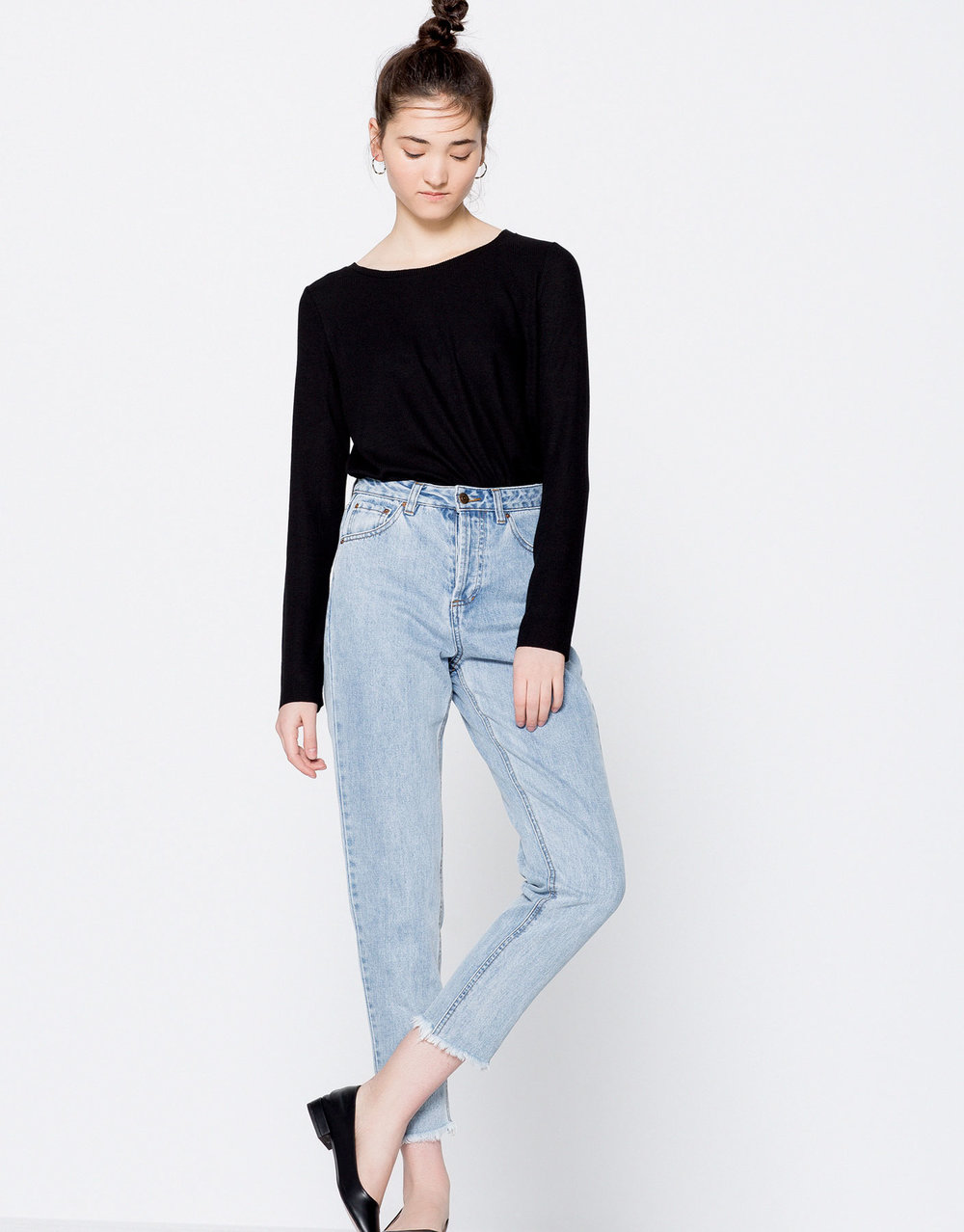 Jean Mom Fit Pull & Bear 29,99€