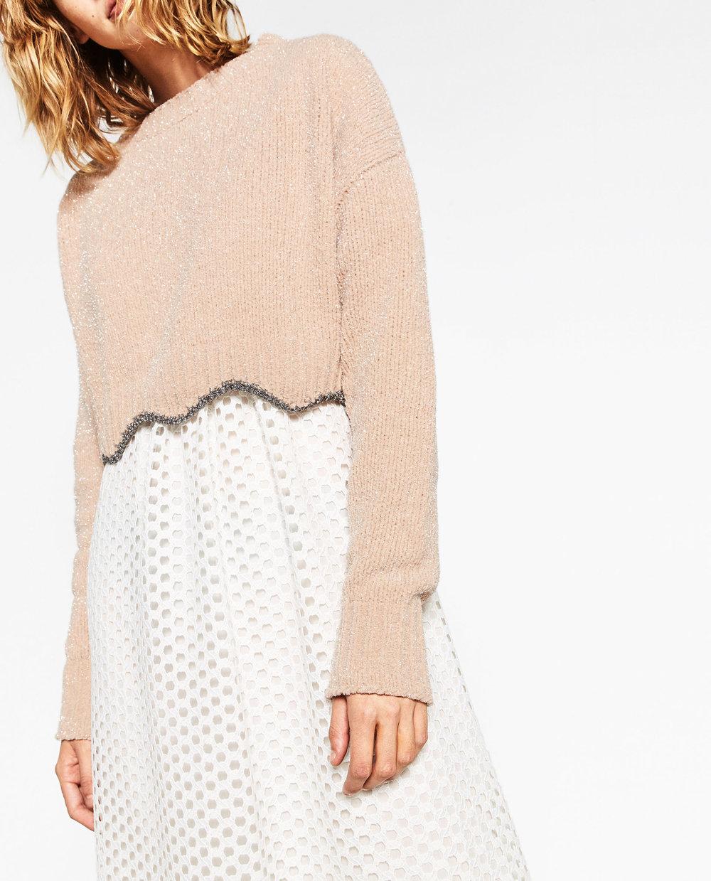 Pull Zara 29,95€