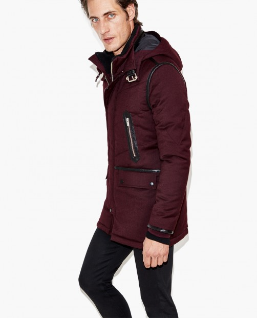 Parka The Kooples 675€