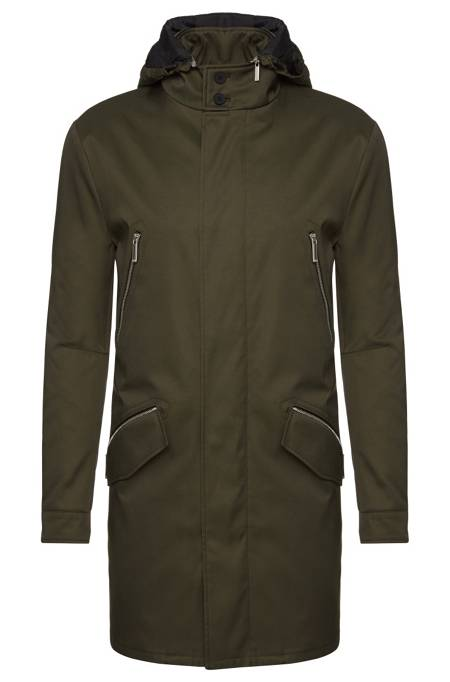 Parka Hugo Boss 895€