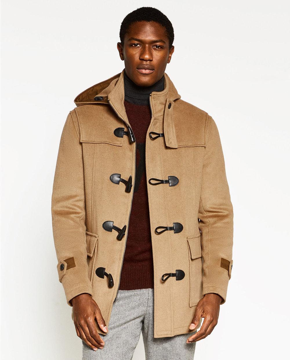 Duffle Coat Zara 99,95€