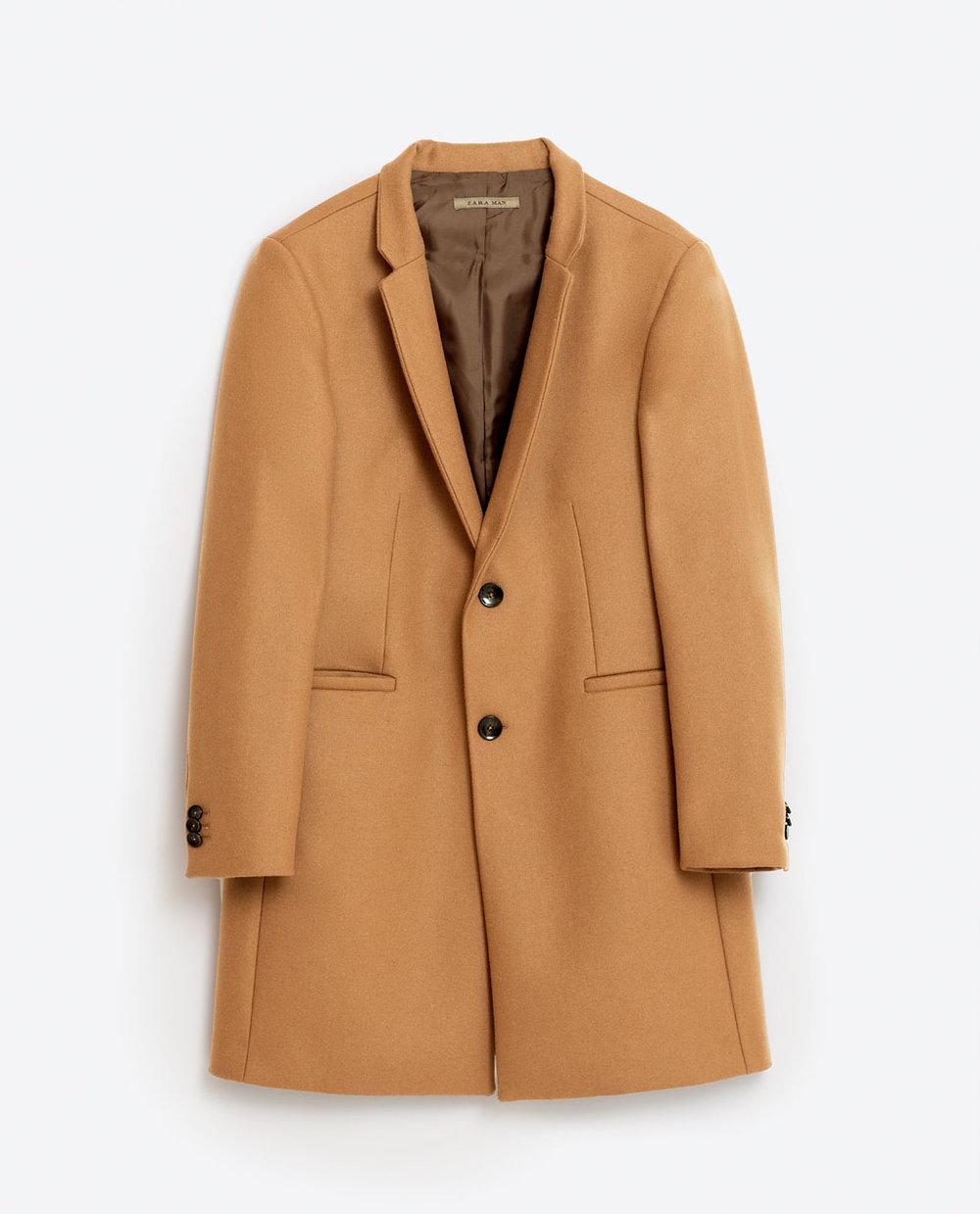 Manteau Zara 129€