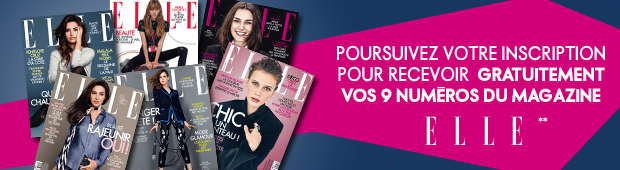 Newsletters Elle