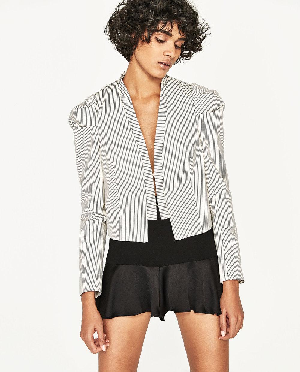 Blazer Zara 19,99€