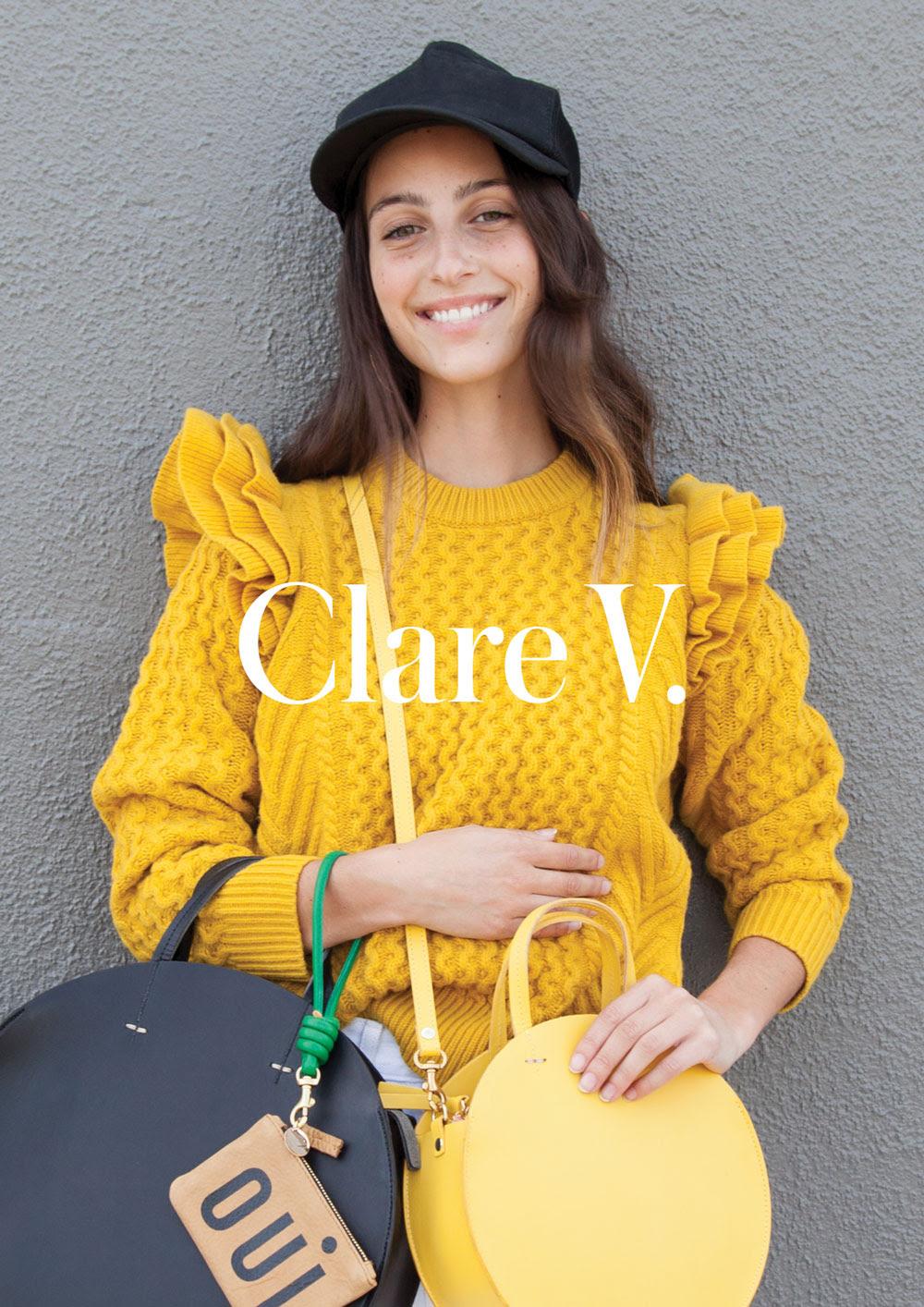 Pop up Clare V