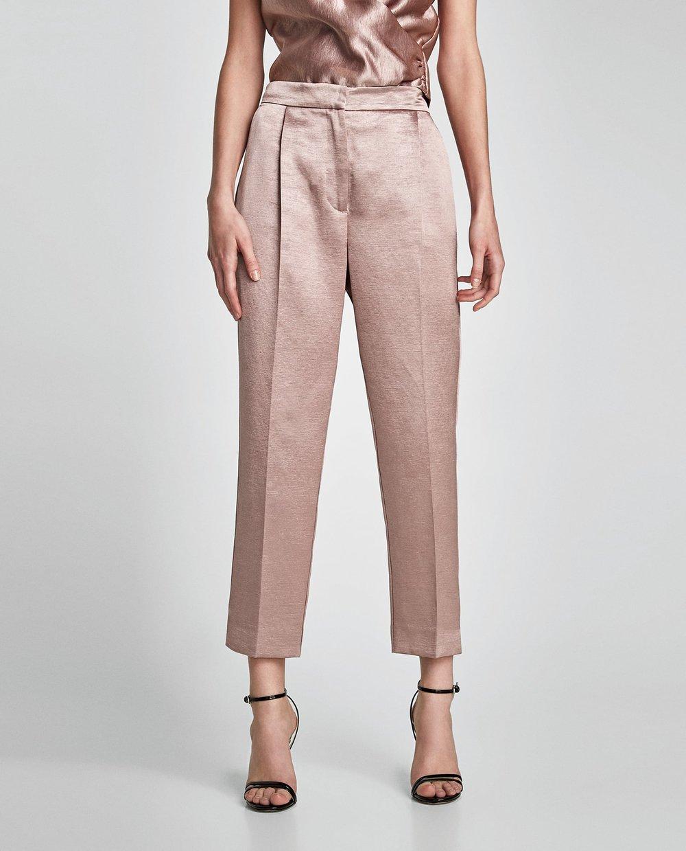 Pantalon Zara 39,95€