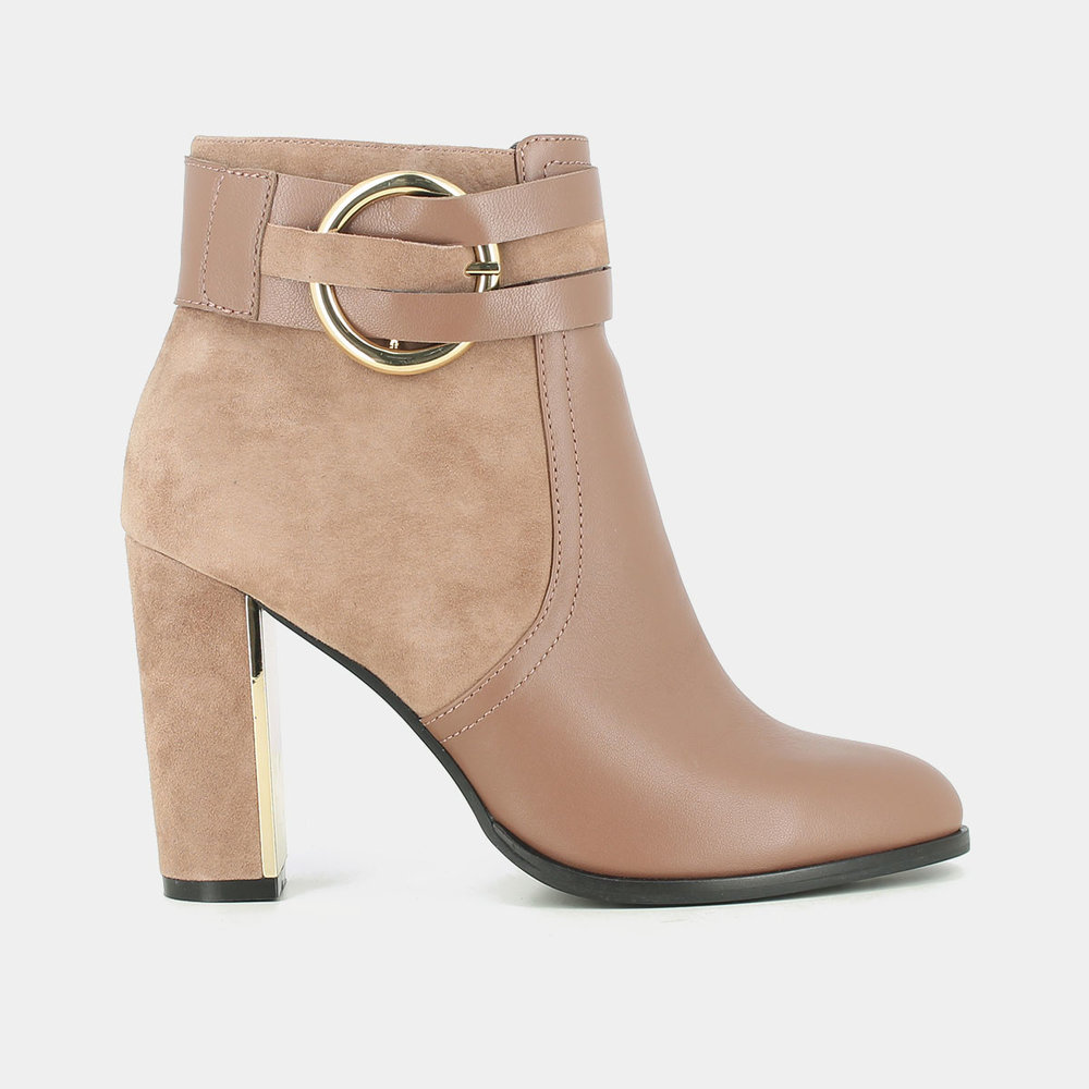 BOTTINES 101,50€ au lieu de 145€
