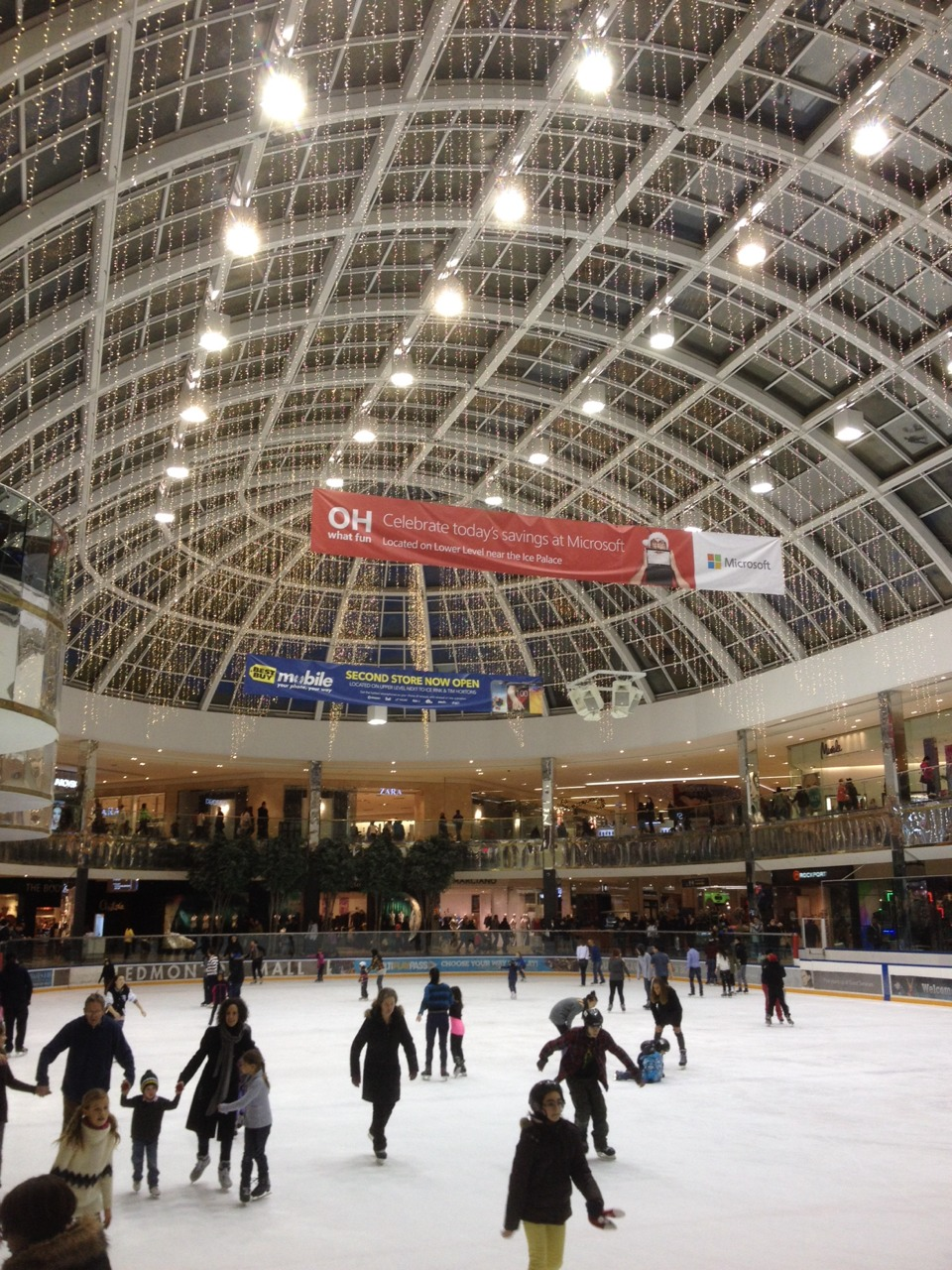 I stand corrected. Outlandish and fantastic shopping malls are not just the province of Americans, Alberta is right up there. I wish we could have spent more time at the West Edmonton Mall where Oscar delighted in every new thing. Next time!