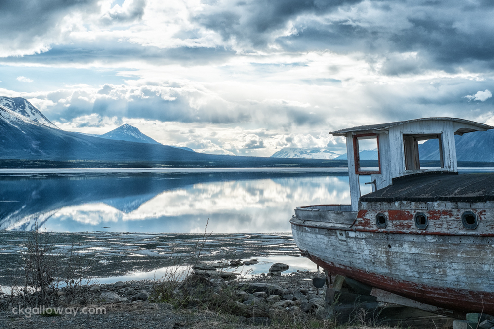 Atlin, British Columbia.  Photo by Christa Galloway.
