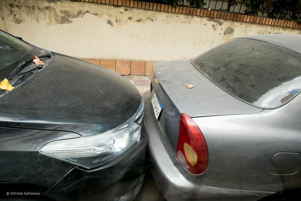 "Parking ""Alexandria-style"""