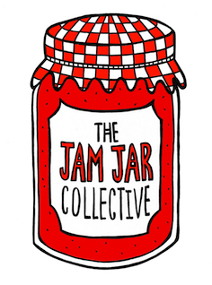 The Jam Jar Collective Logo