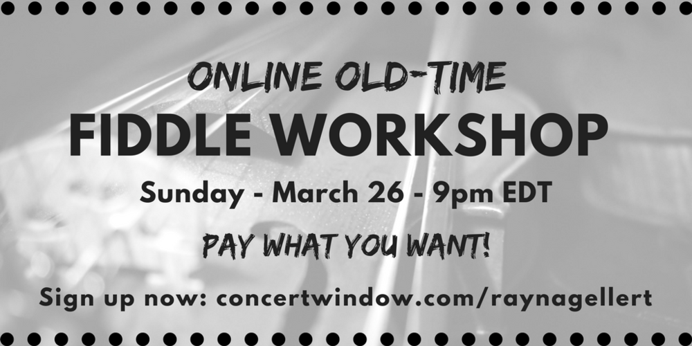 fiddle workshop
