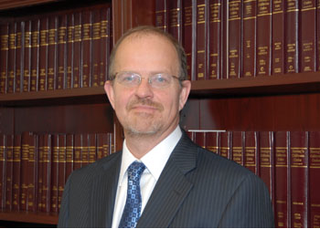Mark C. Watson is Peter Grenell's personal attorney