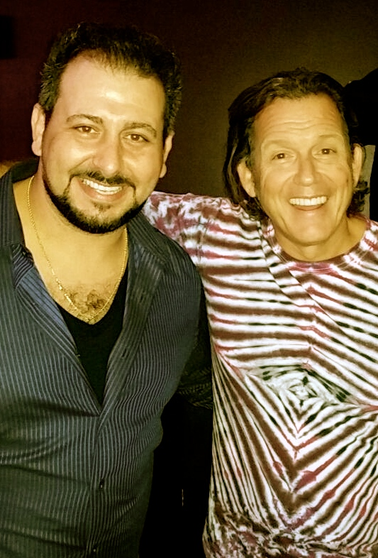 Mikey Junior & Tommy Castro