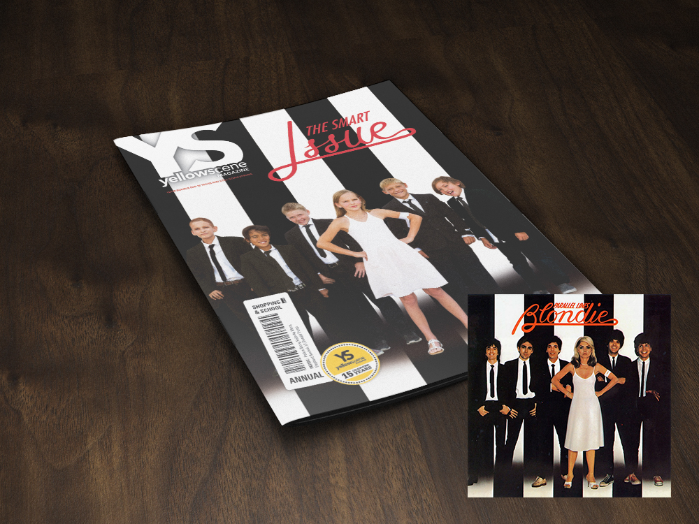 Smart Issue 2015 Cover Series