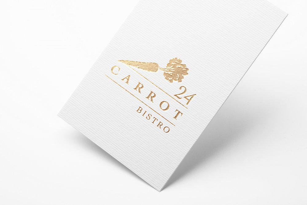 24 Carrot Bistro Logo