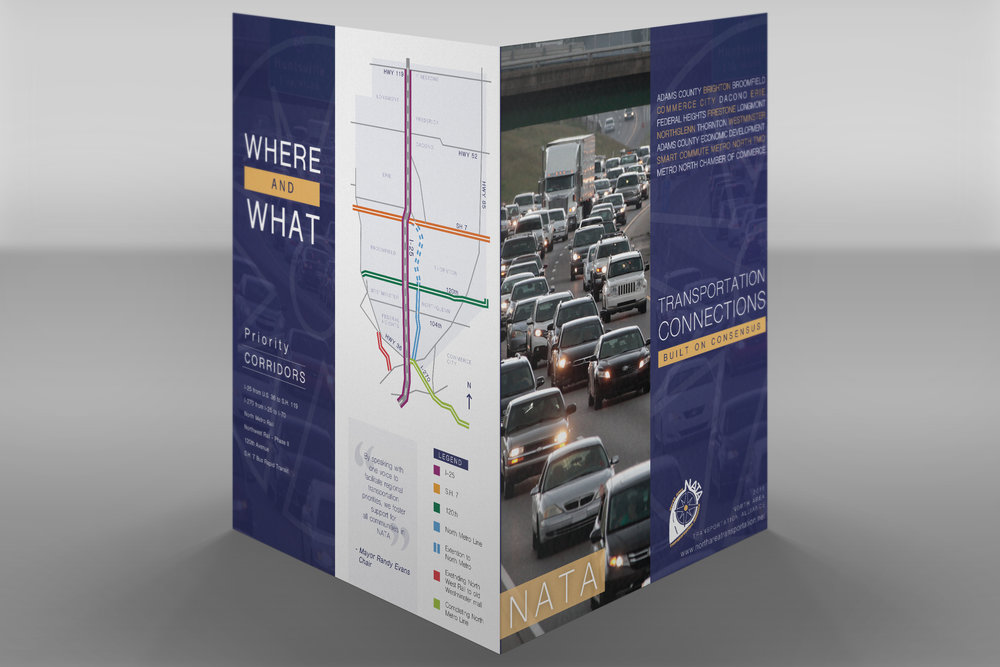 North Area Transportation Alliance Brochure