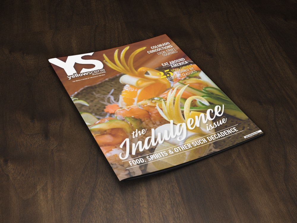 2016 Indulgence Issue Cover