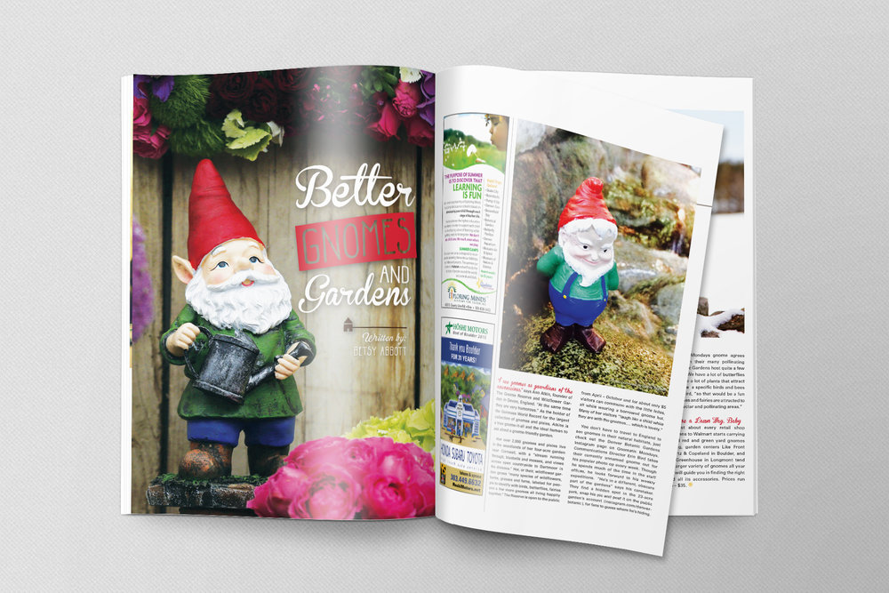 2015 Gnome and Garden Feature