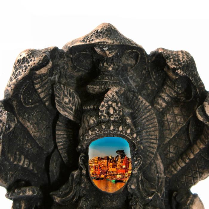 Large Shiva - Benares -