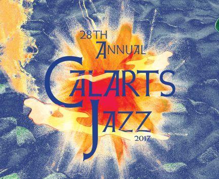 2017 CalArts Jazz CD -