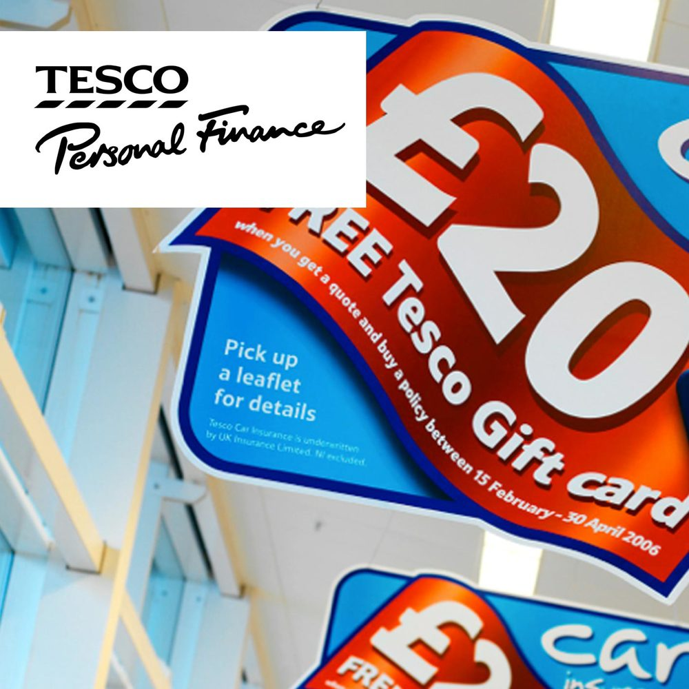 tesco personal finance