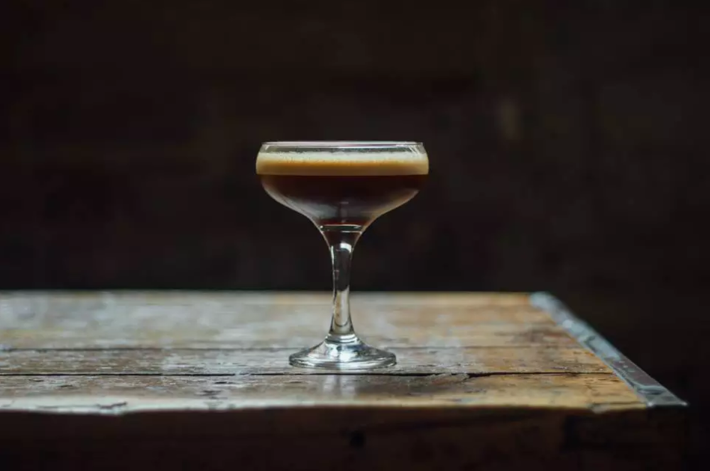 Espresso martini - image care of www.brewlabcoffee.co.uk