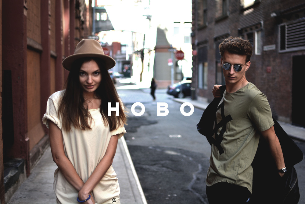 Hood Bohemian Fashion Brand Lookbook Image 6