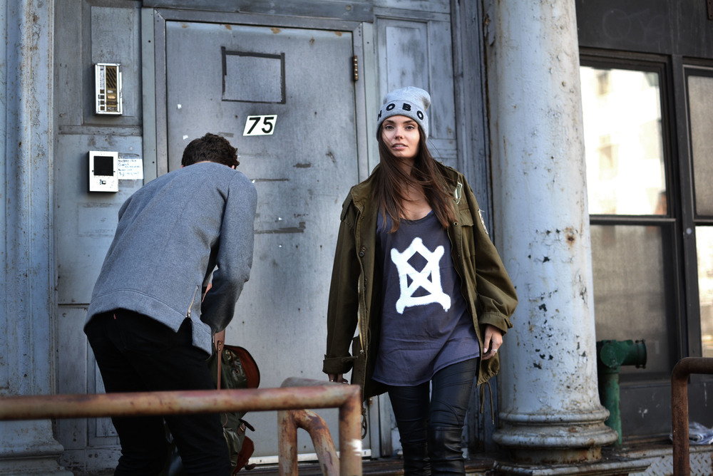 Hood Bohemian Fashion Brand Lookbook Image 8