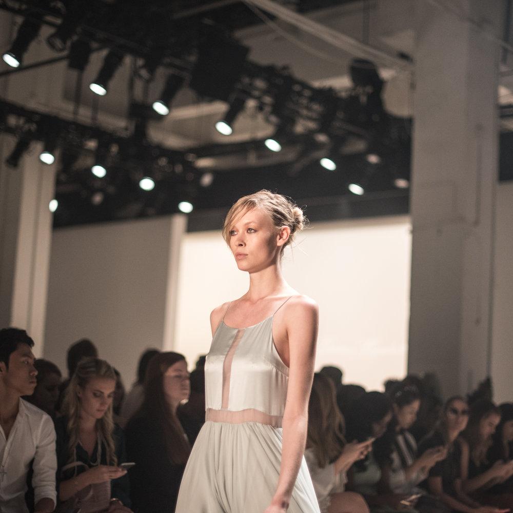 LEANNE MARSHALL NYFW SS17 Runway Show 1