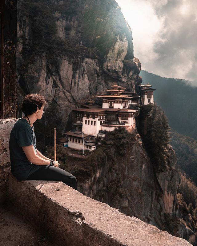 Paro Taktsang  10,240 ft