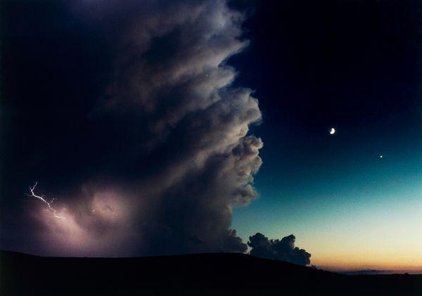 Approaching Storm- Kansas by Joel Sartore