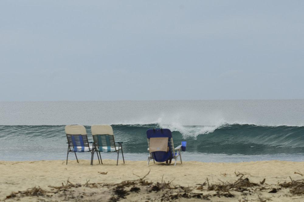 San Pedrito's wave