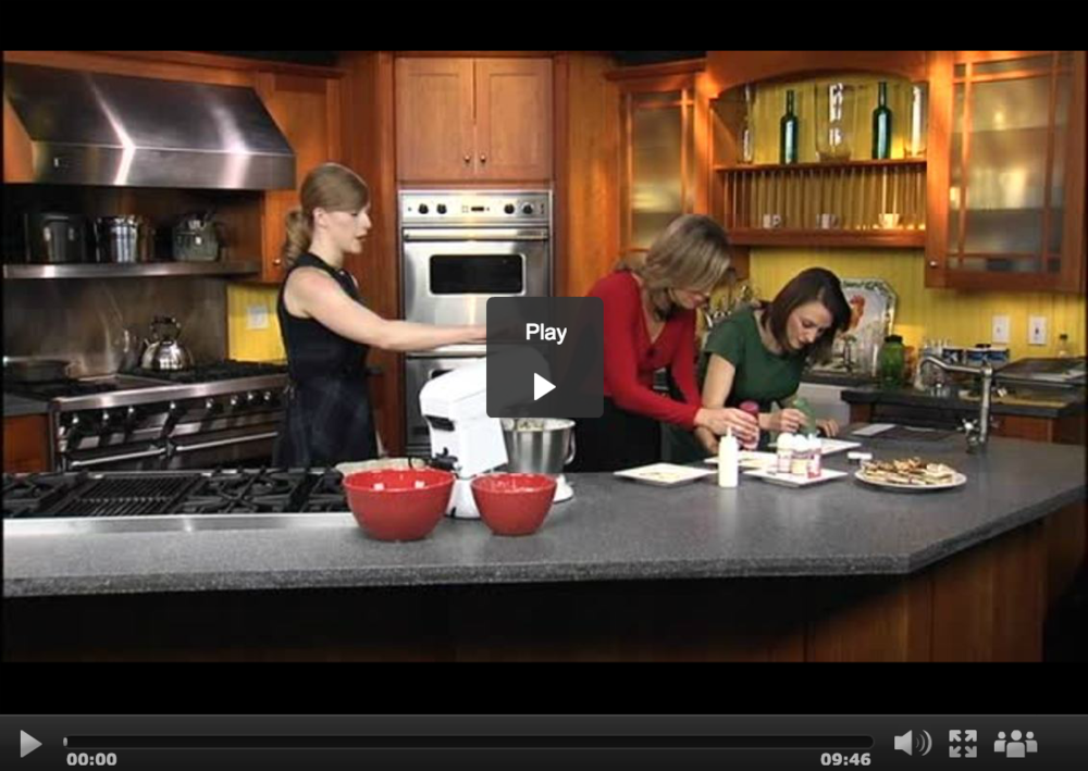 """How to bake perfect sugar cookies: The do's and the don'ts!"" Watch the video on wfmz.com."