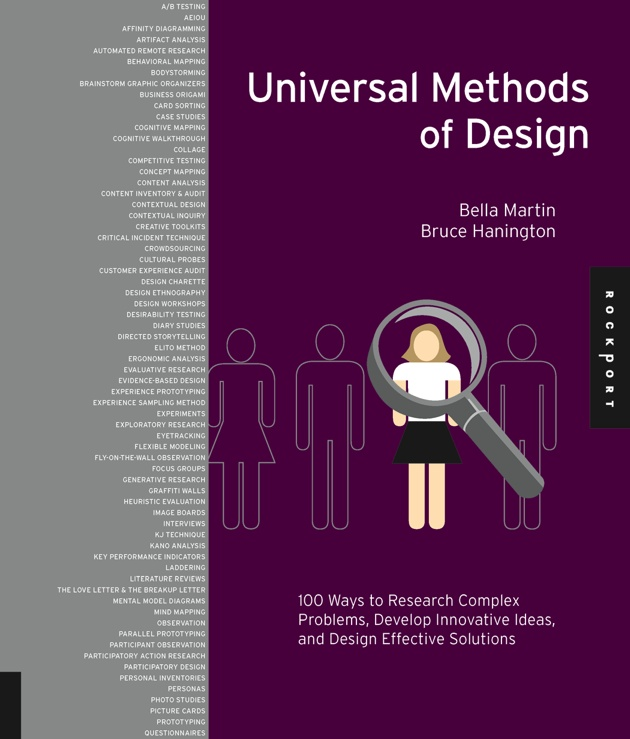 Universal Methods of Design book