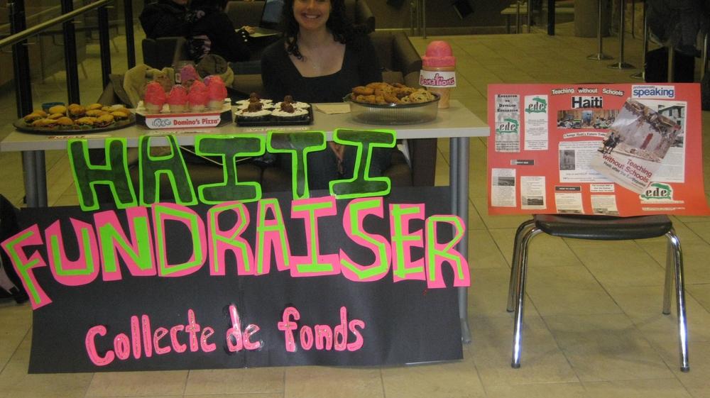 EDE Fundraiser