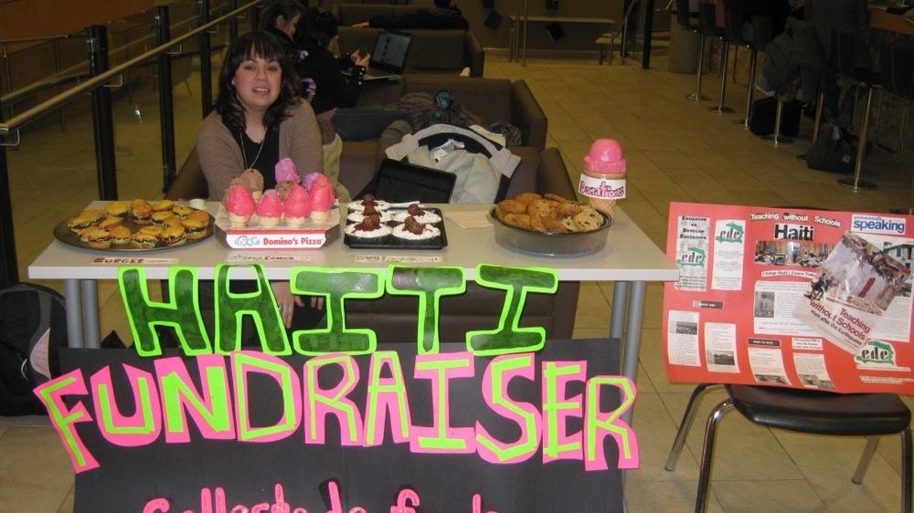 EDE/Ottawa Fundraiser Bake Sale