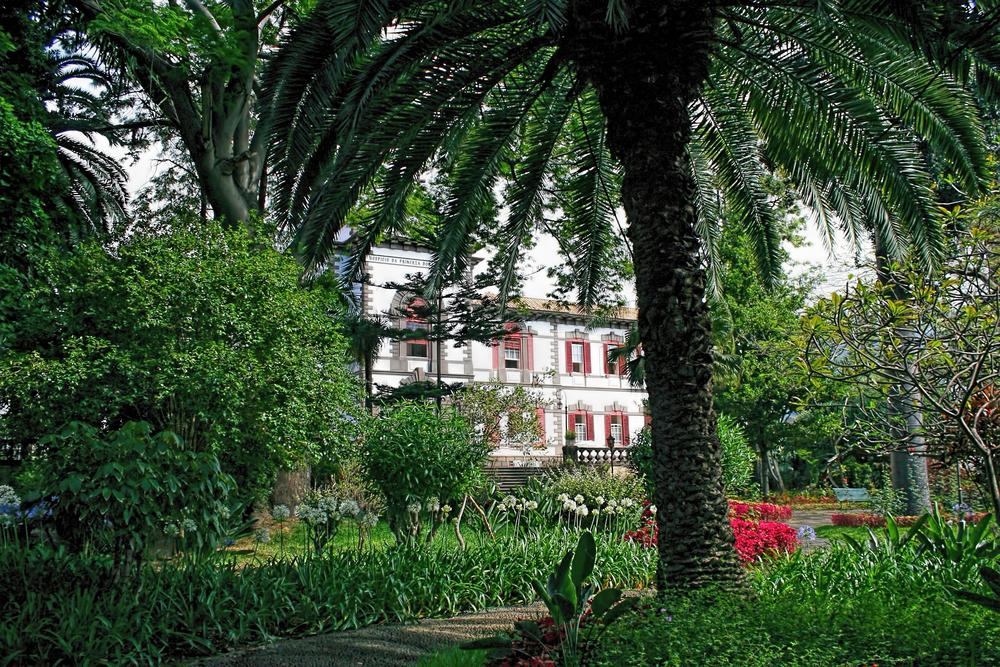 Jardim do Hospício Princesa D. Amélia
