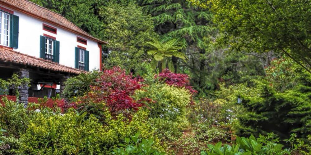 Jardins do Vale Paraíso — Camacha (visitados em 26 de Abril de 2015)