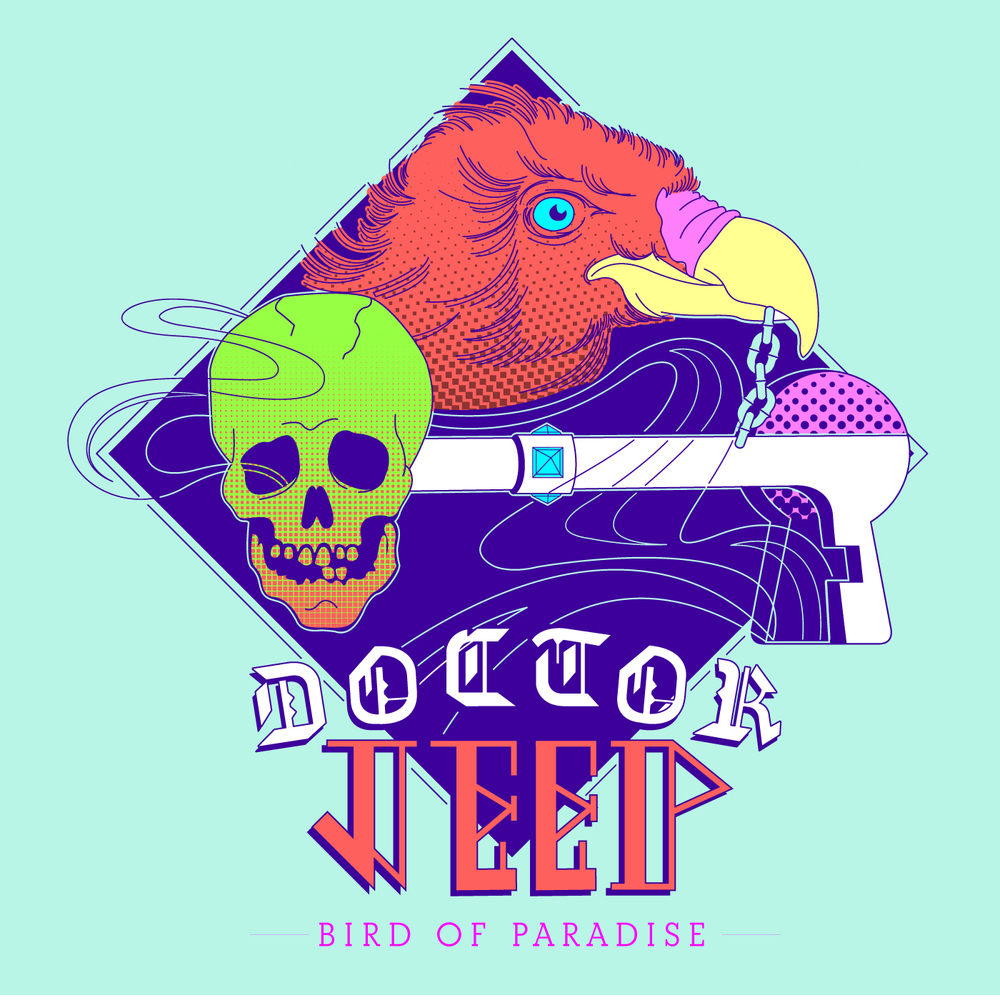 Doctor Jeep - Bird of Paradise EP (#99)