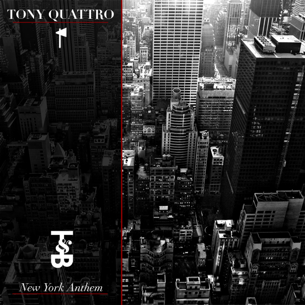 "Tony Quattro - ""New York Anthem"" (#89)"