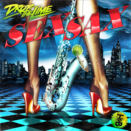 Drop The Lime - Sex Sax EP (TBD38)