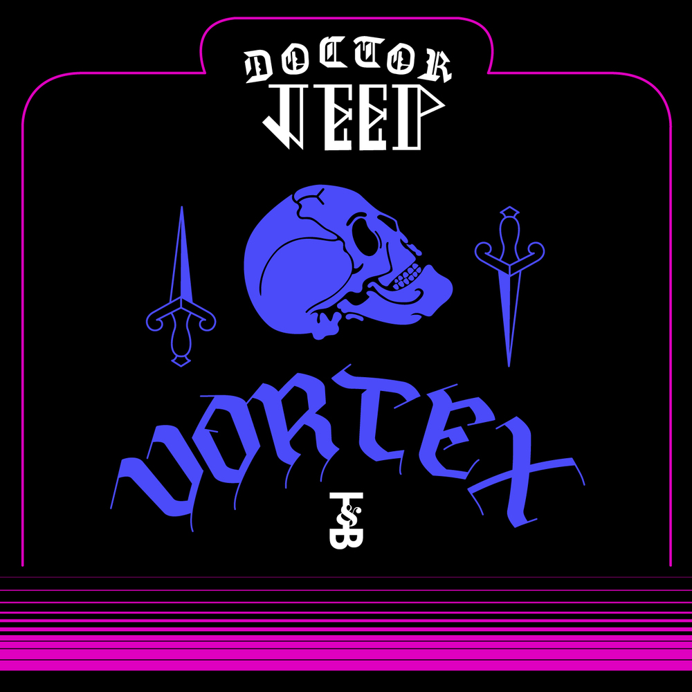 Doctor Jeep - Vortex EP (#104)