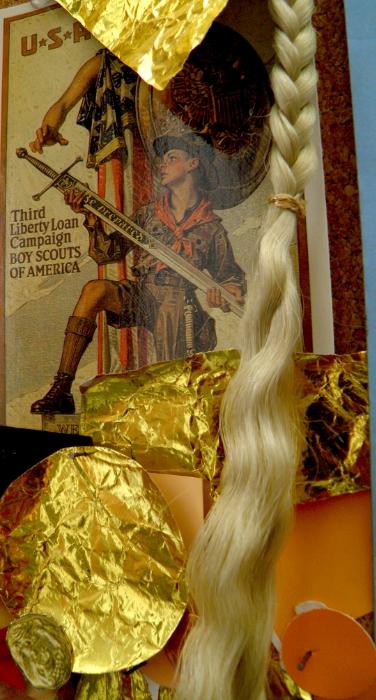 propaganda and wig hair  liberty