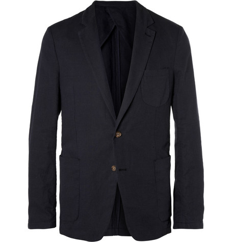 Unstructured Jacket by AMI